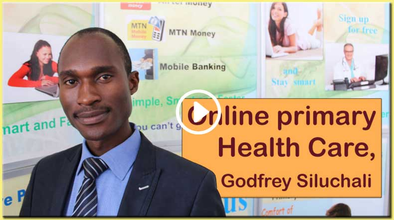 Online Health Care (E-Health)