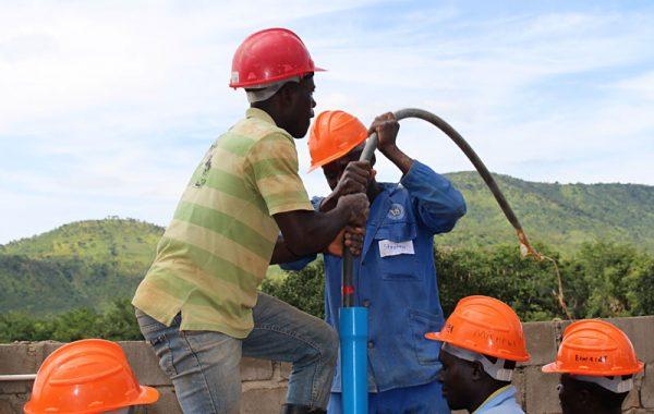 Mzuzu drilling