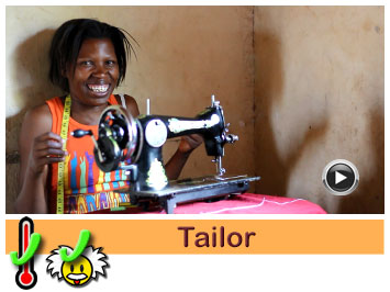 015 Follow a Tailor in Africa