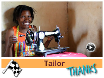 African Tailor