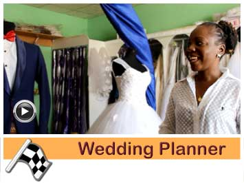 016 Follow a Wedding Planner in Africa