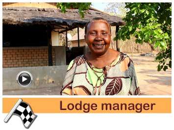 017 Follow & support an African Lodge Manager