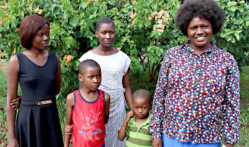 Family of Wamunyima