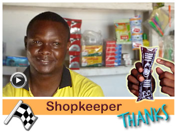 Shopkeeper Xavier