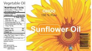 1 sunflower