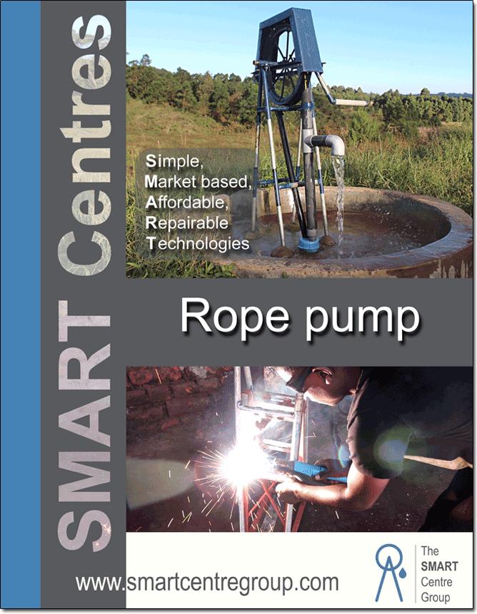 Manual Rope Pump