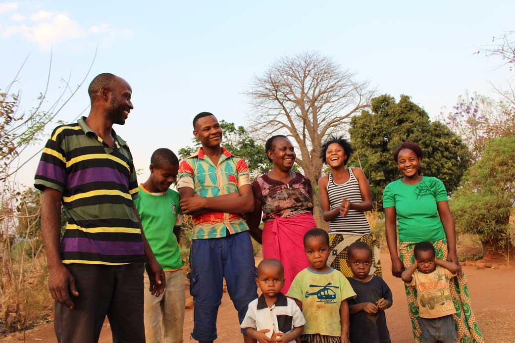 Family of Mozes Banda