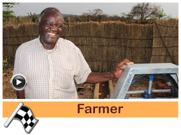 027 Farmer Mackson Sakala supported with water