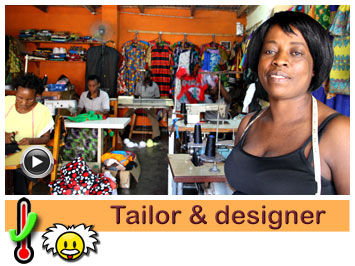 Catherine tailor/designer