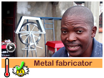031 Metal fabricator, Boston Muwowo
