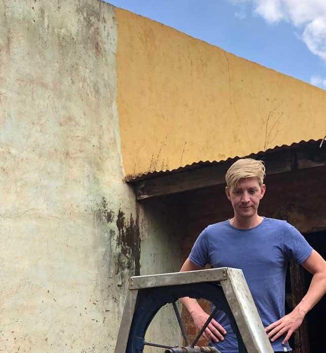 Paul Kleinjan (Logistics manager)