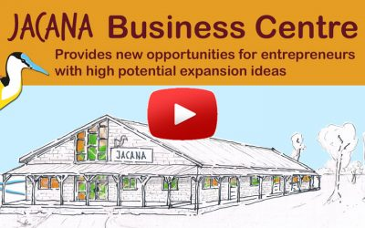 Building Jacana Business Centre