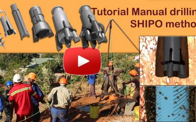 Tutorial manual drilling, SHIPO method