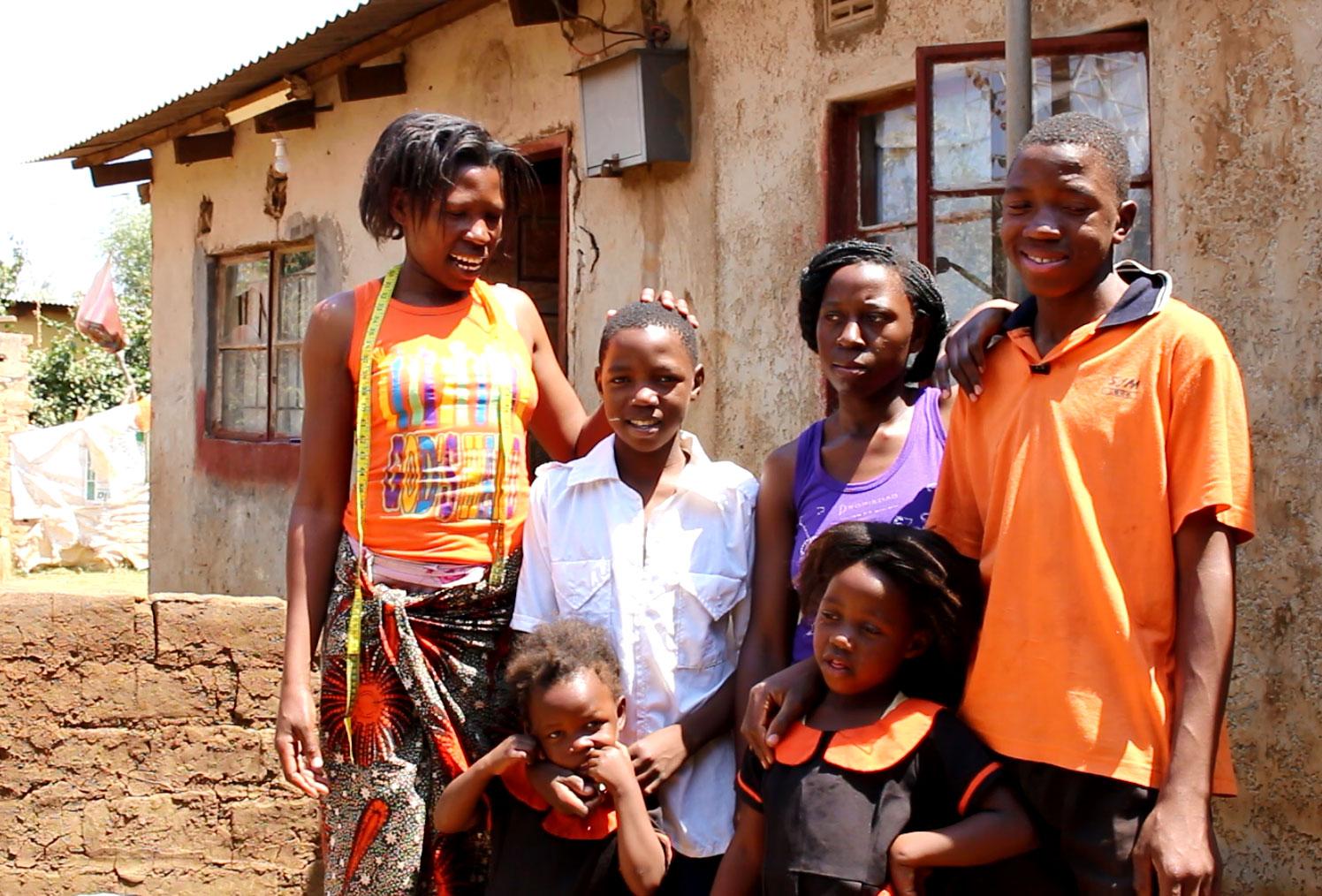 Mirriam's Family