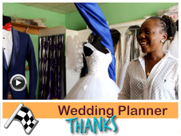 African Wedding Planner expanded her business