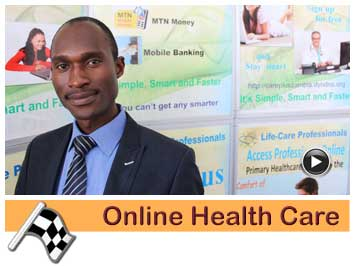Follow & support Online Health Care