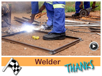African Welders expand their business