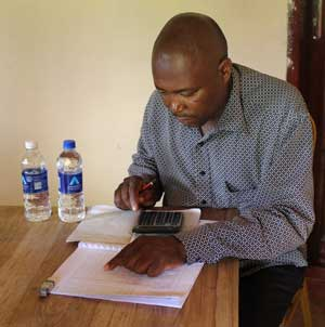 Joel Mpulubusi, Solid Waste manager
