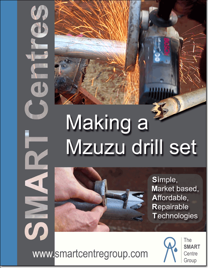 Manual making a Mzuzu drilling set
