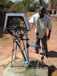 Pump At Malambo