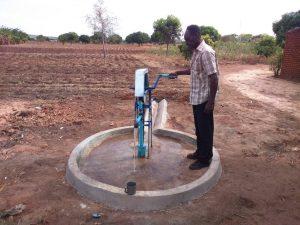 Farmer Simeon Banda