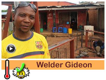 032 Welder, Gideon Phiri