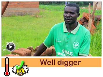 037 Well digger, Hillary Phiri