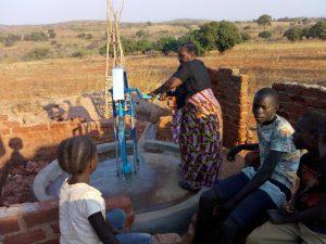 Farmer Joyce Mtonga