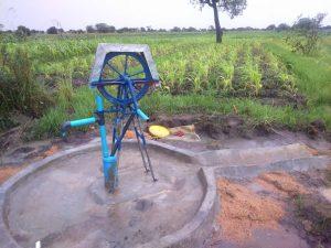 Farmer Judith Phiri