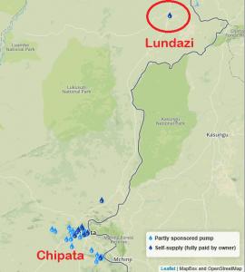 Lundazi - Chipata