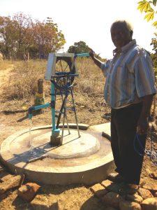Chadiza pump