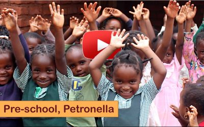 Pre-school from Petronella needs safe water for pupils