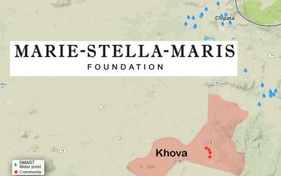 Donation from Marie-Stella-Maris foundation