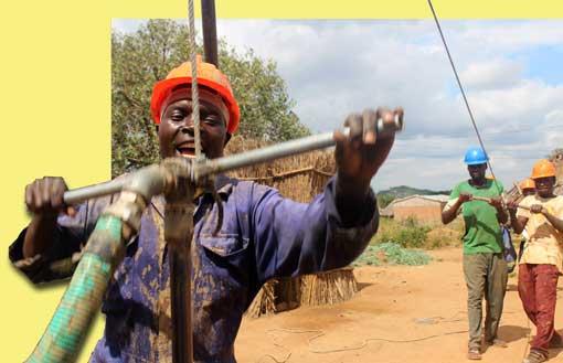 African Entrepreneurs for Water