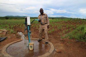 Pump at Stephen Tembo