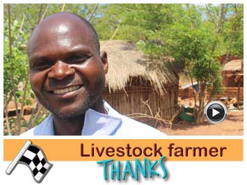 067 Farmer and livestock keeper, Samson Ngoma