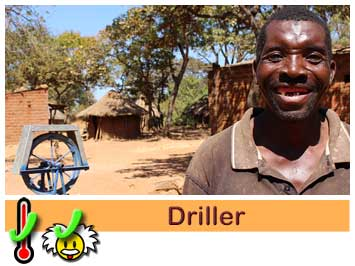 101 Driller, Francisco Soko