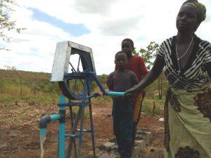 Pump of Henry Zulu