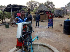 pump Moses Ngoma