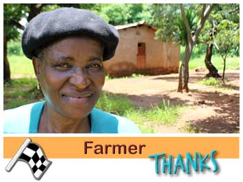 111 Farmer and beekeeper, Mary Phiri
