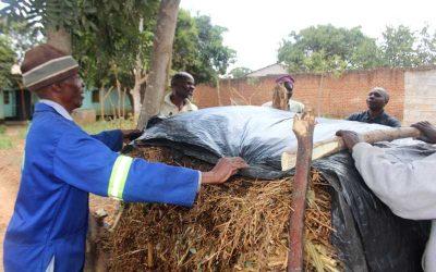 Agro trainers training Lundazi