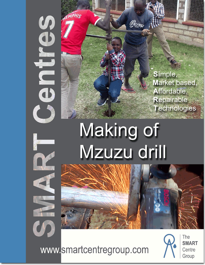 Manual making a Mzuzu drilling set