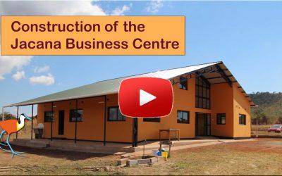 Construction of Jacana Business Centre